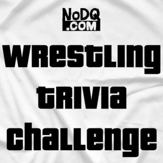 Wrestling Trivia Challenge