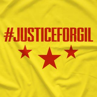 #JusticeForGil