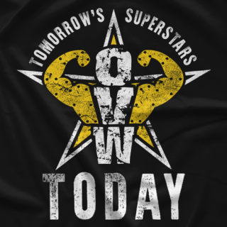 OVW Tomorrow's Superstars Today T-shirt
