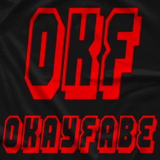 Okayfabe Podcast OKayFabe of Honor T-shirt