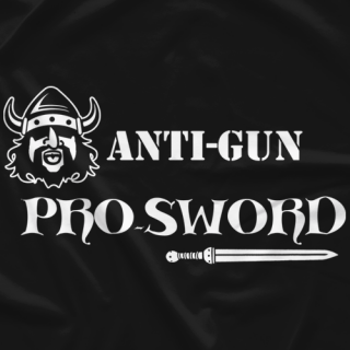 Anti-Gun Pro-Sword