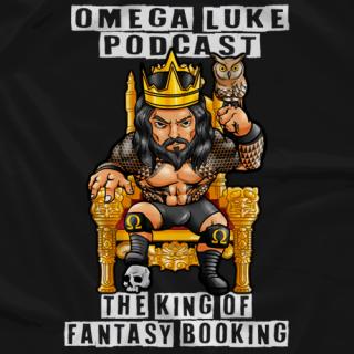 King of Fantasy Booking - Black
