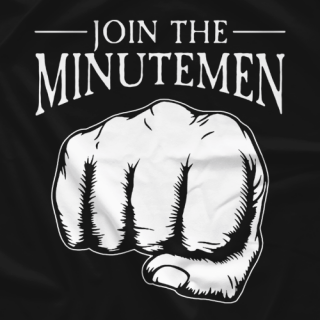 JOIN THE MINUTEMEN