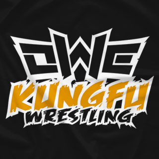 OWE - Kung Fu Wrestling Black (Double-Sided)