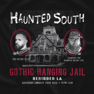 Haunted South: Hanging Jail