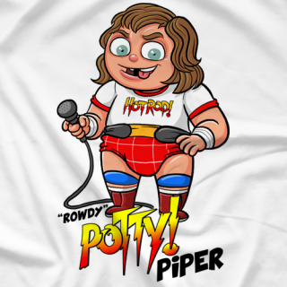 Rowdy Roddy Piper - Babyface Kids Clothing