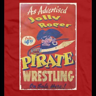 Wrestling Pirate