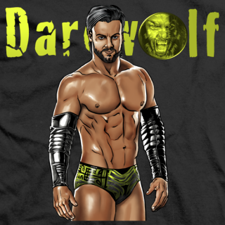 Cartoon Darewolf