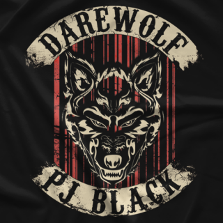 PJ Black Darewolf T-shirt