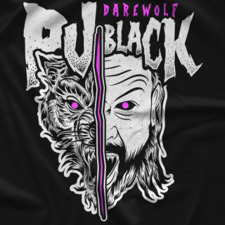 PJ Black Face T-shirt