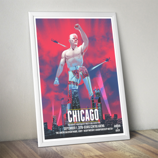 Cody Chicago Poster (Limited Edition 200 Prints)