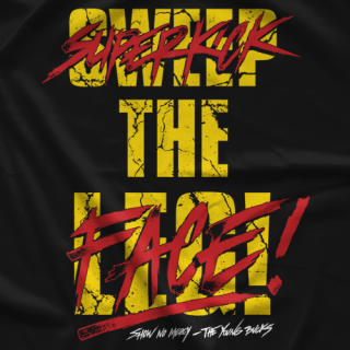 Superkick The Face T-shirt
