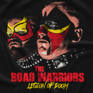 Powerbomb Death Stare T-shirt