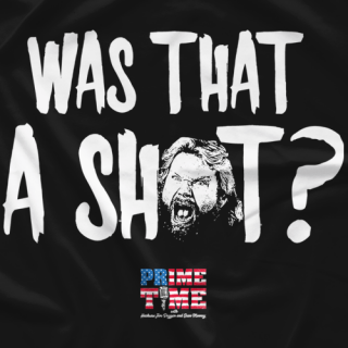 Was That A Shot?
