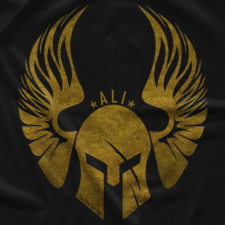 Battle-Tested (Black & Gold) T-shirt