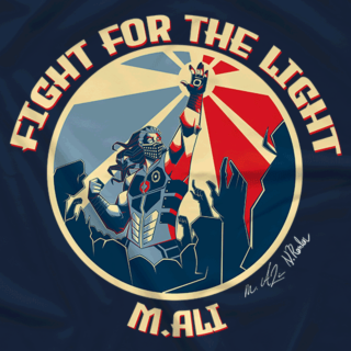 Fight For The Light (Blue Edition)