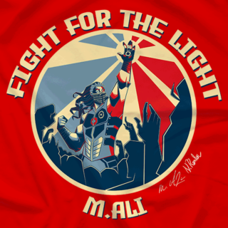 Fight For The Light (Red Edition)