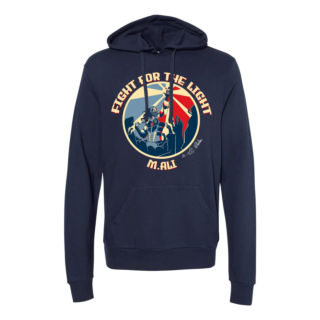 Fight For The Light Pullover Hoodie