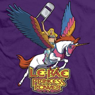 Candice LeRae Princess of Power T-shirt