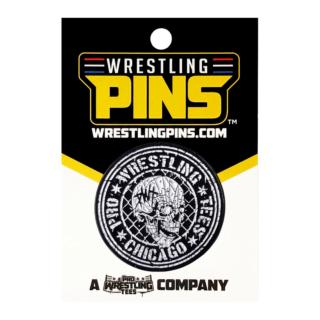 Pro Wrestling Tees Grudge Wrestling Pin