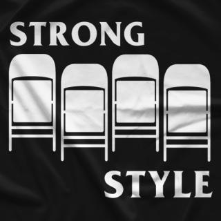 PROGRESS Wrestling Black Flag T-Shirt