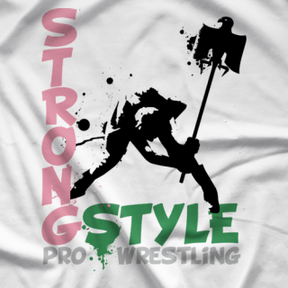 PROGRESS Clash Strong Style T-Shirt