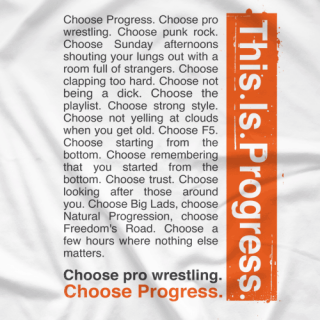 Choose PROGRESS