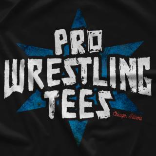 Pro Wrestling Tees PWT Star T-shirt