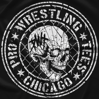 Pro Wrestling Tees Chicago T-shirt