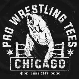 PWTees Wrestle Bear