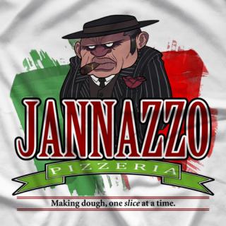 Jannazzo Pizzeria T-shirt