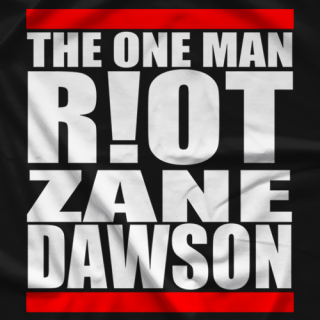 One Man Riot T-shirt