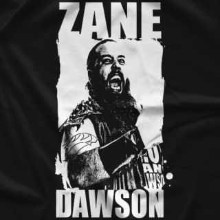 PWF Zane Dawson T-shirt