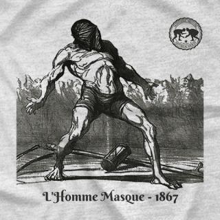 L'Homme Masque - 1867
