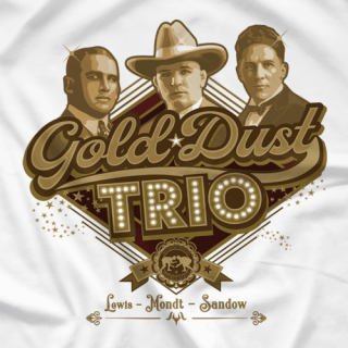 Gold Dust Trio