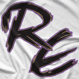 Rachael Ellering RE Logo T-shirt