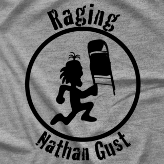 Hatchet Gust T-shirt
