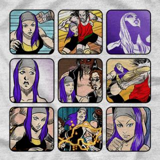 Comic Cell Randi