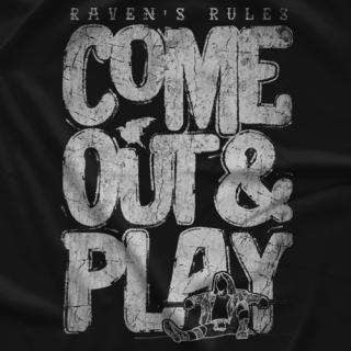Raven's Rules T-shirt