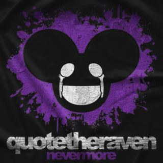 Raven Deadmau5 T-shirt