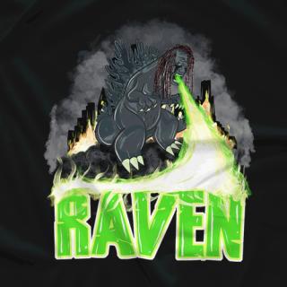 Raven-Godzilla