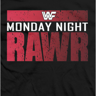 Monday Night Rawr T-shirt