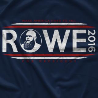 Raymond Rowe Rowe 2016 T-shirt