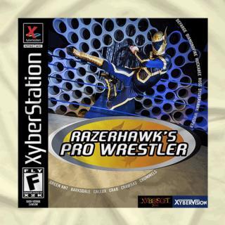 Razerhawk's Pro Wrestler