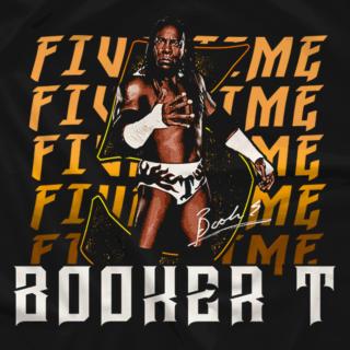 Booker T Retro