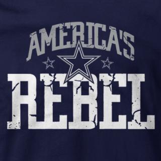 America's Rebel T-shirt