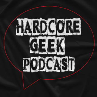 Hardcore Geek T-shirt