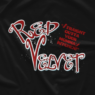 Red Velvett S.O.Y.M.K T-shirt