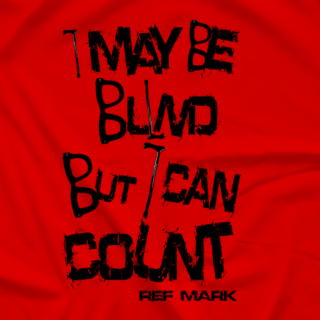 Blind but can count