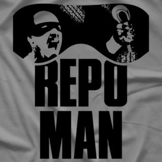 Repo Man Repo Classic  T-shirt
